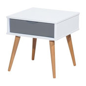 Vasby Bedside Table - Milan Direct
