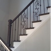 Vivancos Trim: Stairs and Rails Installation's photo