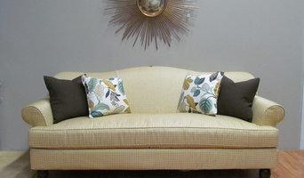 Slipcovered Chameleon Fine Furniture - Jessica Sofa