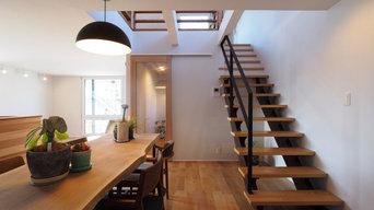 デザインと性能を備えた家