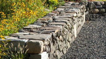 New England Fieldstone Wall