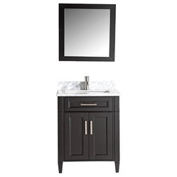 Transitional Bathroom Vanities And Sink Consoles by Vanity Art LLC