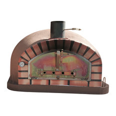 Authentic Pizza Ovens - Wood Fire Pizzaioli Authentic Pizza Oven - Outdoor Pizza Ovens