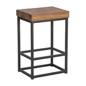 Porter Bar Stool, Counter Stool by Kosas Home