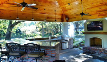 Outdoor Kitchen Addition. Baton Rouge, LA