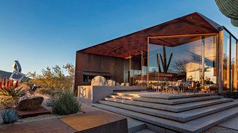 House of Doors / Desert Courtyard