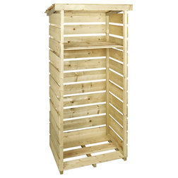 Firewood Storage & Log Racks by Charles Bentley & Son Ltd
