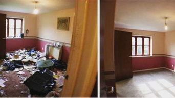 Before & After Move Out Cleaning in Redwood City, CA