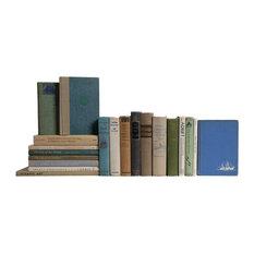 Sea Shore Nautical Book Set, 20-Piece Set