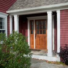 Craftsman/Cottage style Exteriors
