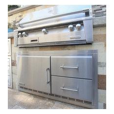"""Under-Grill Refrigerator, Built-In, 42"""""""