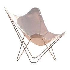 Cuero Design Sunshine Mariposa Chair, Oyster
