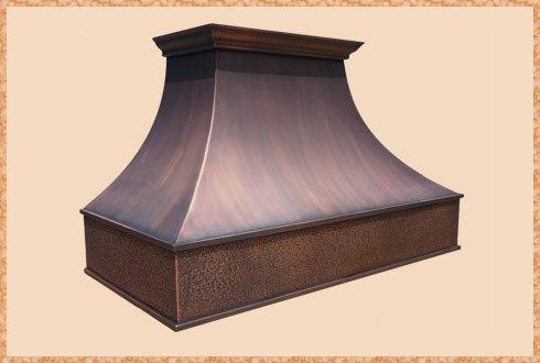 Copper Range Hoods - Range Hoods And Vents