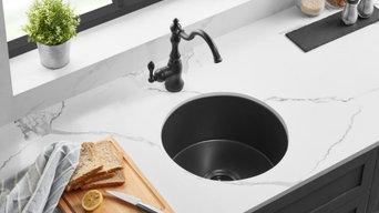 Our Custom Sinks & Tubs