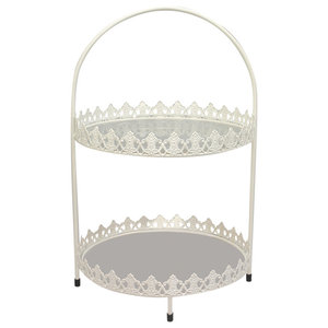 Amy Cake Stand, 2 Tiers