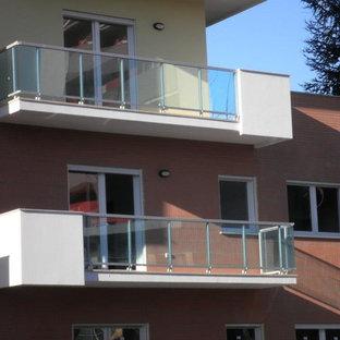 Immagine di case e interni minimalisti
