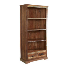 Driftwood Large Bookcase