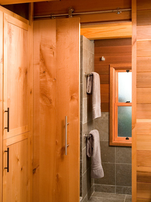 Bathroom sliding door design ideas remodel pictures houzz for Door 00 seatac