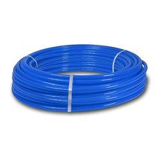 "Pexflow PEX Potable Water Tubing Pipe, 3/4"" x 100 Feet, Blue"