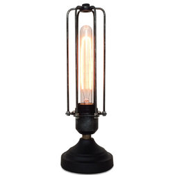 Vintage Industrial Table Lamps Shabby Chic Edison Table Lamp