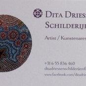 Foto von Dita Driessen Schilderijen
