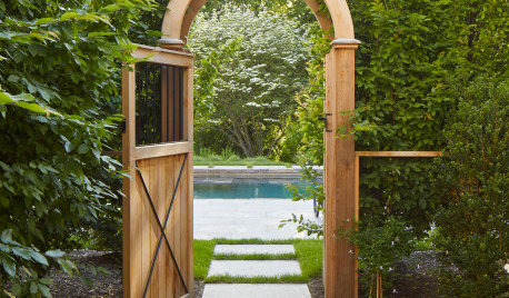 Fill Your Garden With Visions of Serenity