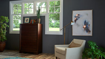 Double-Hung Window Features