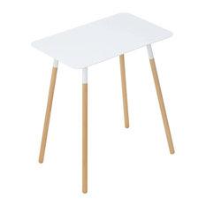 Yamazaki Home PLAIN Small Rectangular Side Table