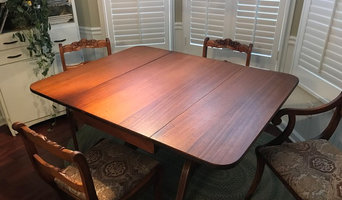 Furniture Restoration Projects