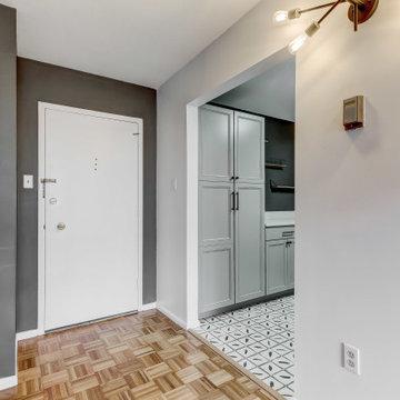 Baltimore Apartment Renovation