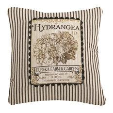 """Vintage Garden Pillow Cover, 18""""x18"""""""