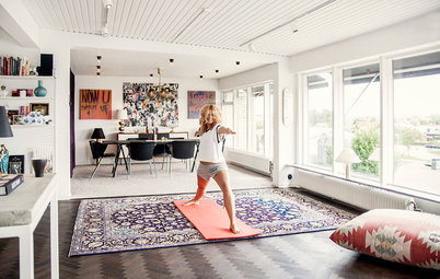 Enjoy Yoga at Home for Summer Serenity