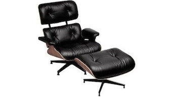 Eames Lounge Chair and Ottoman | DWR