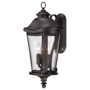 Savoy House Europe Freemont Outdoor Sconce, Large