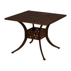 """Kokomo Square Dining Table, 36"""""""