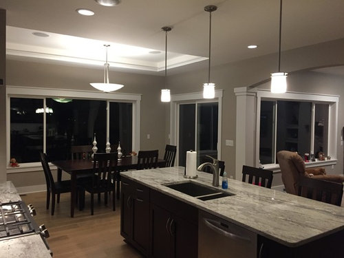 Window Treatments For Large Windows W O Obstructing Views
