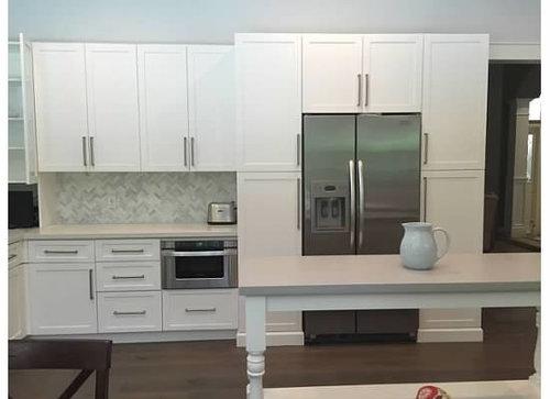Wondrous Should I Put Crown Molding On My Kitchen Cabinets Download Free Architecture Designs Grimeyleaguecom