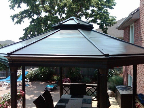 Type Of Ceiling Fan Required For Gazebo