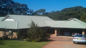 Roof Restoration Wollongong