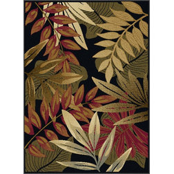 Tropical Area Rugs by Tayse Rugs