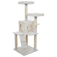 Sleep and Play Penthouse Cat Tree