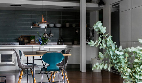 Houzz Tour: A Scandinavian Dream Home in a London Flat