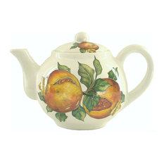 Pomegranate Teapot for 1