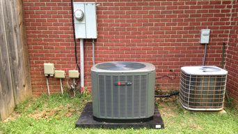 HVAC Units We've Installed