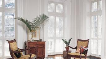 2 panel wood shutters