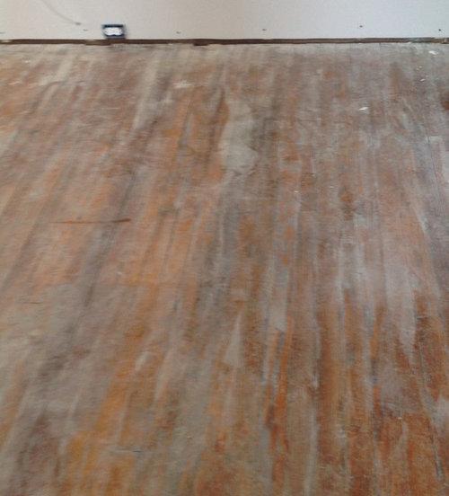 Hardwood Flooring Nj: Hardwood Floor Refinishing After Hurricane Sandy In Avalon