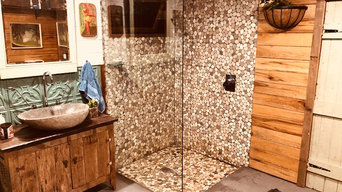 New bathroom build