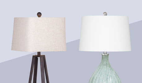 Up to 70% Off Table and Floor Lamps