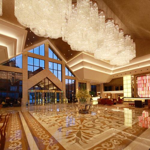Modern Hotel Lobby modern hotel lobby home design, photos & decor ideas