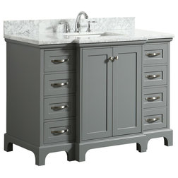 transitional bathroom vanities and sink consoles by houzz - Houzz Bathroom Vanities